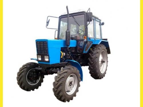 Тракторы МТЗ-80 и МТЗ-82 - Домашняя ферма