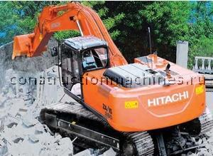 Аренда строительной экскаваторной техники, машин и оборудования, земляные работы