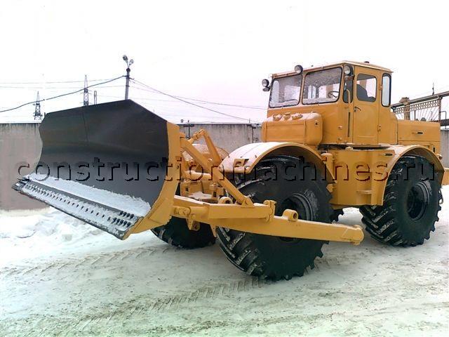 Бульдозер колесный К-701