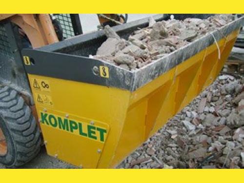 Дробильный ковш KOMPLET(Италия)