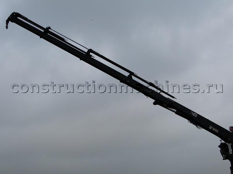 Кран-манипулятор (Гидроманипулятор) Hiab 166 DLS-4 Pro
