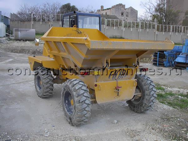Самосвал 4х4 7 тонн FIORI - D 70 новые продам, сервис, гарантия