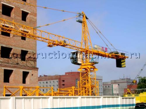новый башенный кран Fangyuan Group Co