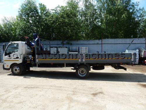 Манипулятор РМ8022 грузоподъёмностью 3,25 тонны