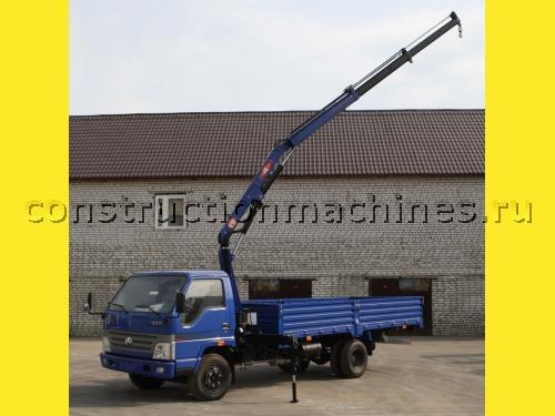 Манипулятор РМ4022 грузоподъёмностью 1,5 тонны