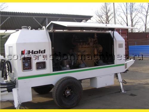 Бетононасос HOLD HBT60-13-90S