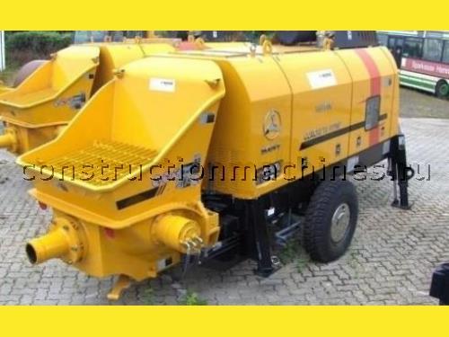 Бетононасос SANY HBT60C-1413 D III