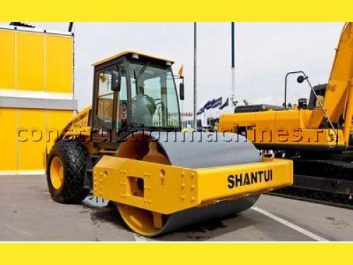 Дорожный каток ShanTui SR12P