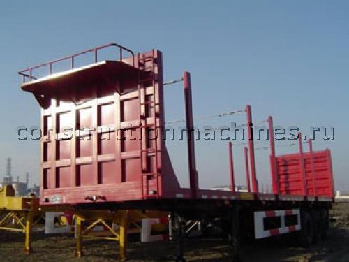 Полуприцеп Лесовоз 40 тонн