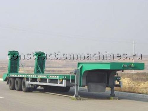 Полуприцеп-трал 40 тонн