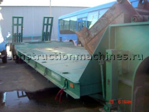 Полуприцеп-трал Lu Feng 60 тонн