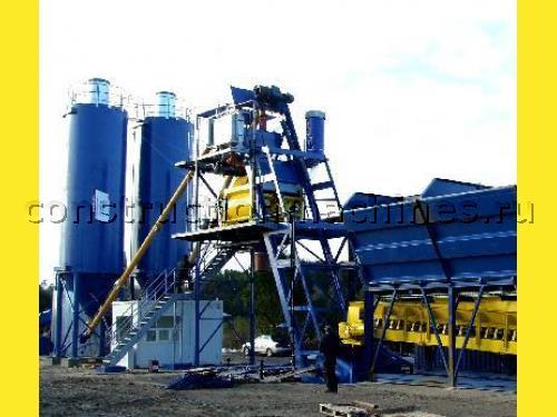 Продам бетонный завод Hartmann MR2000 2+2