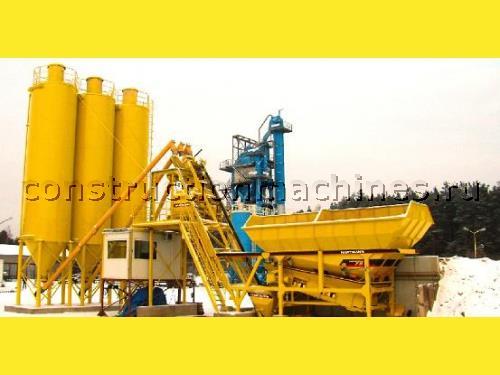 Продам бетонный завод Hartmann Powermix 75