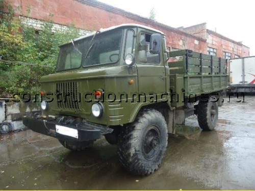 Продается бортовой грузовик ГАЗ66
