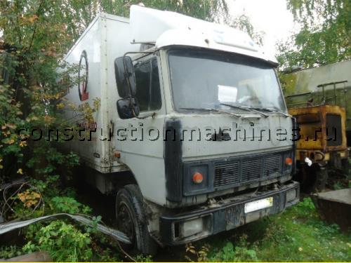 Продается фургон МАЗ 5337