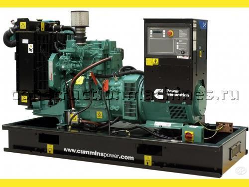 Дизельный Генератор 90 кВт(163 A)