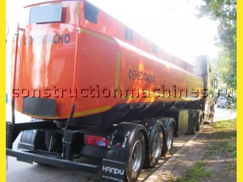 Продажа Полуприцеп-цистерна Капри 96392 (ППЦ-28)