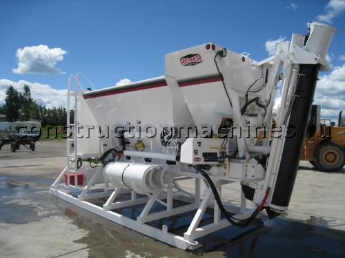 Стационарно-передвижной бетонный завод «Reimer» RA-750.