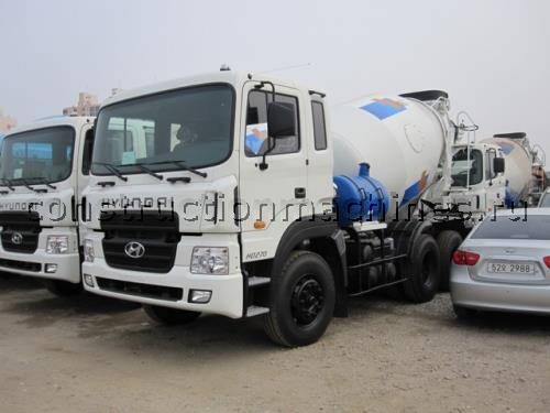 Автобетоносмеситель Hyundai HD270