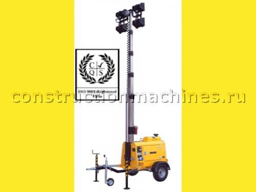 Осветительная мачта Tower Light (Италия) Модель VT 2 7m