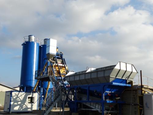 Бетонный завод Hartmann Powermix 75