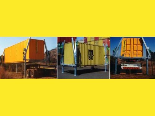 Оборудование для транспортировки контейнеров