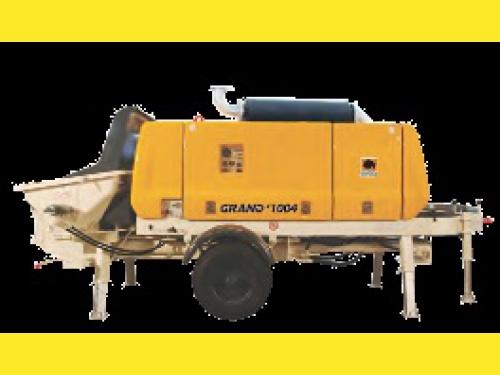 Стационарный бетононасос Grand 1004 D (аналог Путцмайстера)