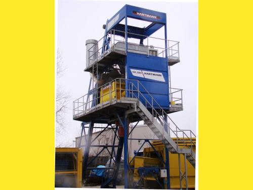 Бетонный завод Hartmann Powermix MR 2000