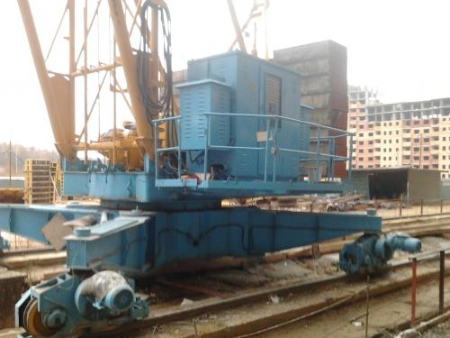 Продаю башенный кран КБМ-401П