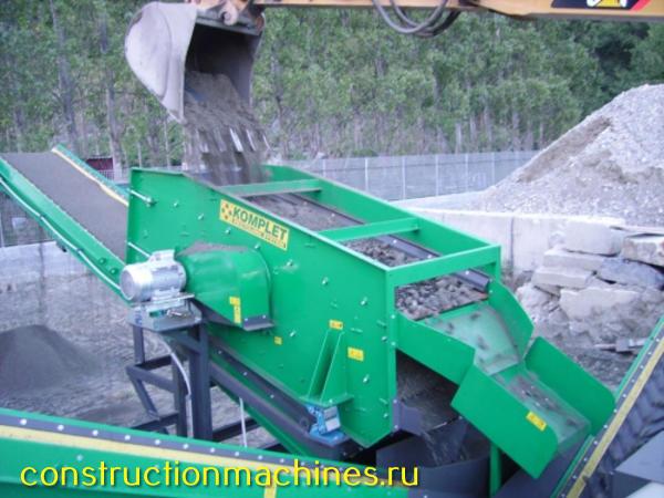 Продажа дробилок бетона от прямого поставщика
