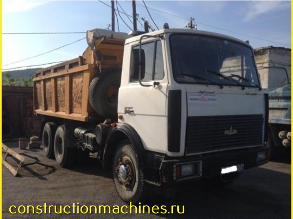 МАЗ 551605 самосвал - 20 тонн. 2007 год.