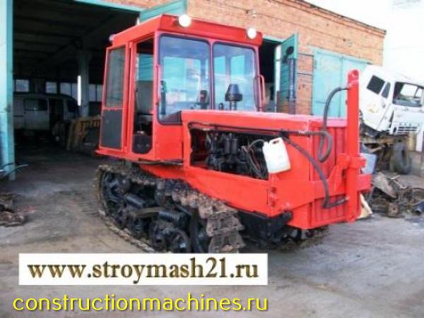 Продам б/у гусеничный бульдозер ДЗ-42 на базе трактора ДТ-75 «Казахстан» после кап. ремонта