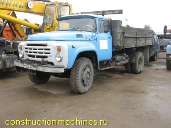 ЗИЛ 130 Бортовой грузовик