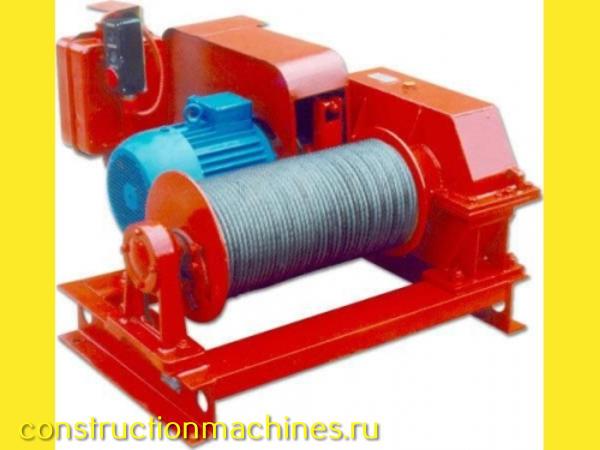 Электрическая лебедка от производителя