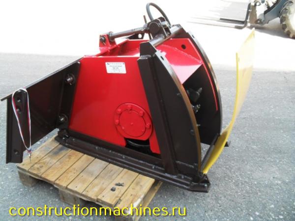 Дорожная фреза ФД-300 для мини и фронтальных погрузчиков, экскаваторов