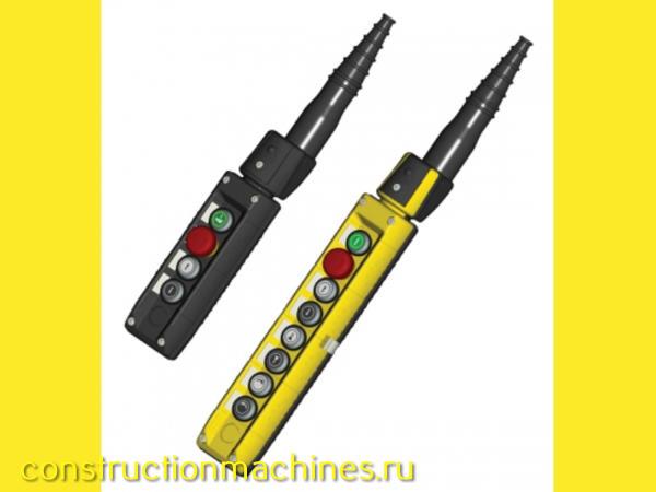продам пульт управления, концевой выключатель, джойстик TER (Италия) для кранов