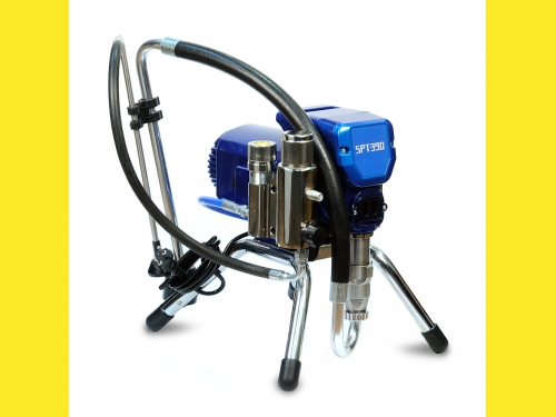 HYVST SPT 390 окрасочный аппарат безвоздушного распыления краски