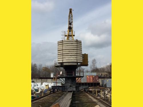 Продаем   башенный Кран   КБ 404