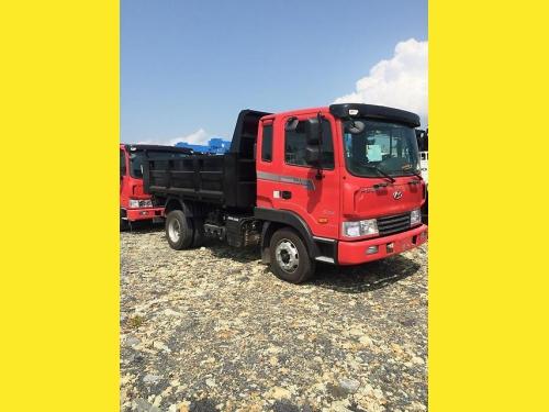 Hyundai Mega Truck (Аналог HD-120)  5т. самосвал