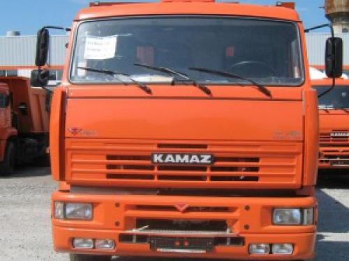 Продается Самосвал КАМАЗ 6520-73