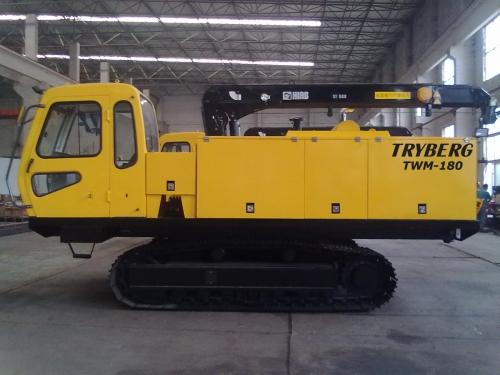 Самоходный сварочный агрегат TRYBERG TWM-180